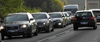 Kein Konzept gegen Verkehrskollaps