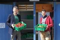 """""""Fairteiler""""-Schrank hilft gegen Verschwendung von Lebensmitteln"""