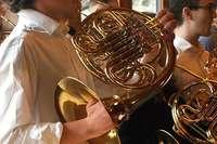 Heimspiel in Weil für den bekannten Hornisten Timo Steininger