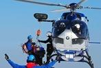 Fotos: Lawinenübung der Bergwacht am Feldberg