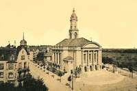 Imposanter Bau: Vor 100 Jahren wurde die Lutherkirche eingeweiht