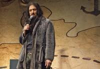 Mit dem Komiker unterwegs im Witze- und Humorland