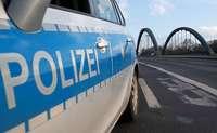 Autofahrer flüchtet vor der Polizei