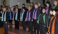 Gospel Singers Rheinhausen in Herbolzheim