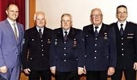 Acht Prozent mehr Feuerwehrleute