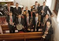 """Blechbläserensemble querblechein mit Konzert """"Brasserie"""" in Wehr und Lörrach"""