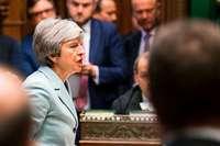 Schlappe für May: Unterhaus erzwingt Votum über Brexit-Alternativen
