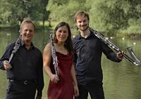 Konzert des Klarinettentrios Schmuck in Kandern