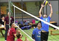 Zum Saisonende stehen drei Abstiege am Volleyballnetz
