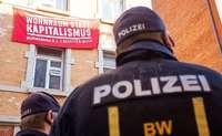 Besetztes Haus in Stuttgart geräumt – 5 Aktivisten angezeigt