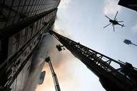 Wieder Hochhausbrand in Bangladesch
