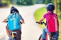 Am Dienstag werden alle Schüler mit dem Rad zur Goetheschule Rheinfelden fahren