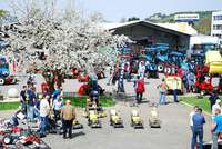 Am Wochenende findet bei Krumm Landtechnik in Malterdingen eine Frühjahrsausstellung statt