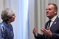 Brexit: May will Aufschub bis zum 30. Juni – EU-Ratschef für ein Jahr