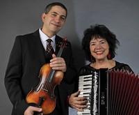 Anita Morach und Georgy Dzharashneli in Waldkirch