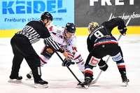 Liveticker zum Nachlesen: EHC Freiburg verliert gegen Deggendorf mit 1:2