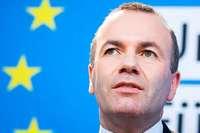 Der nette Herr Weber will Europa lenken