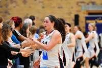 Chapeau: Trotz finanzieller Sorgen sind die Basketballerinnen erfolgreich