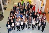 """Das sind die Gewinner des Ideenwettbewerbs """"think new"""" an der Hochschule Offenburg"""