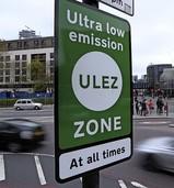 London führt die Umweltmaut ein