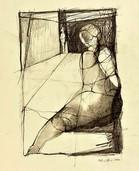 Menschliche Körper in Zeichnungen und Malerei von Wolfgang Ebert