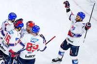 Die Adler Mannheim stehen im Eishockey-Finale