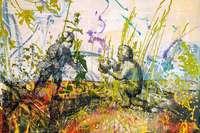 Europa in der Kunst: Das Museum Frieder Burda in Baden-Baden hat Werke aus dem Pariser Centre Pompidou zu Gast