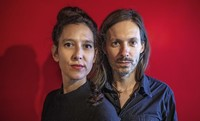 "Das Berner Spoken-Word-Duo Fitzgerald & Rimini gastiert in der Reihe ""ars poetica- Lyrik in Lörrach"""