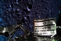 Enttäuschung für Israel: Mondlandung von Raumsonde gescheitert