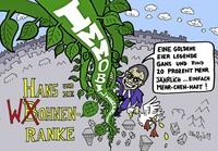 """Frei nach dem englischen Märchen """"Jack and the beanstalk"""" (Hans und die Bohnenranke)"""