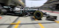 Silberpfeile hängen Vettel ab