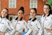Wie es surrt und klackert bei der Deutschen Meisterschaft in Freiburg