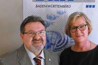 An der Spitze des VdK-Ortsverbandes Freiburg-West gab es einen Wechsel