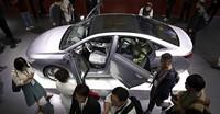 Der größte Automarkt der Welt schwächelt