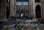 Fotos: So sieht es nach dem Brand im Inneren von Notre-Dame aus – Frankreich trauert