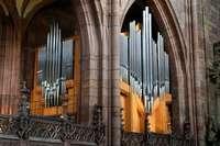 Neue Chororgel komplettiert das Orgelquartett des Freiburger Münsters