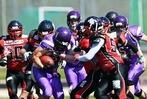 Fotos: American Footballer der 1844 Freiburg Sacristans legen starken Oberliga-Start hin