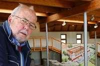 Helmut Bauckner möchte auch Kinder für die Römervilla begeistern