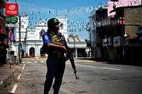 Versäumnisse vor Anschlägen: Sri Lanka krempelt Sicherheitskräfte um