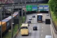 Basel will den Durchgangsverkehr auf den Hauptachsen bündeln
