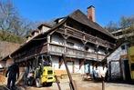 Fotos: Die Sanierung des Meierhofs in Freiburg läuft – statt des Abrisses