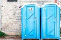 Unbekannte Täter randalieren in Denzlingen – und werfen eine mobile Toilette um
