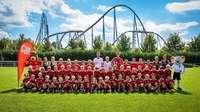 """Drei Plätze für """"FC Bayern KidsClub Fußballcamp"""" im Europa-Park in Rust zu gewinnen"""
