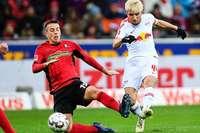 Liveticker zum Nachlesen: RB Leipzig – SC Freiburg 2:1