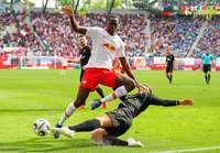 Fotos: Sportclub verpasst in Leipzig den vorzeitigen Klassenerhalt