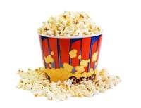 Wenn im Kino mal wieder die Rüpel mit dem Popcorn kommen