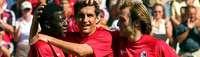Fotos: Die Spiele des SC Freiburg – die Historie in Bildern