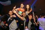 Fotos: Beerpong und Tanz bei der My-May-Party im Freiburger T.I.K.