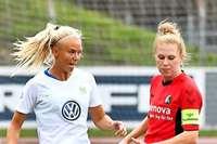 Ticker zum Nachlesen: SC-Frauen verlieren 0:1 im Pokalfinale gegen Wolfsburg