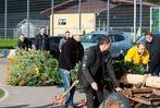 Fotos: Maibaumstellen in Gündelwangen